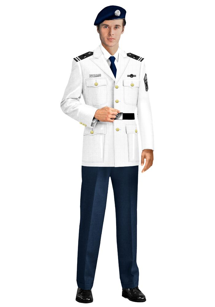 保安猎装制服