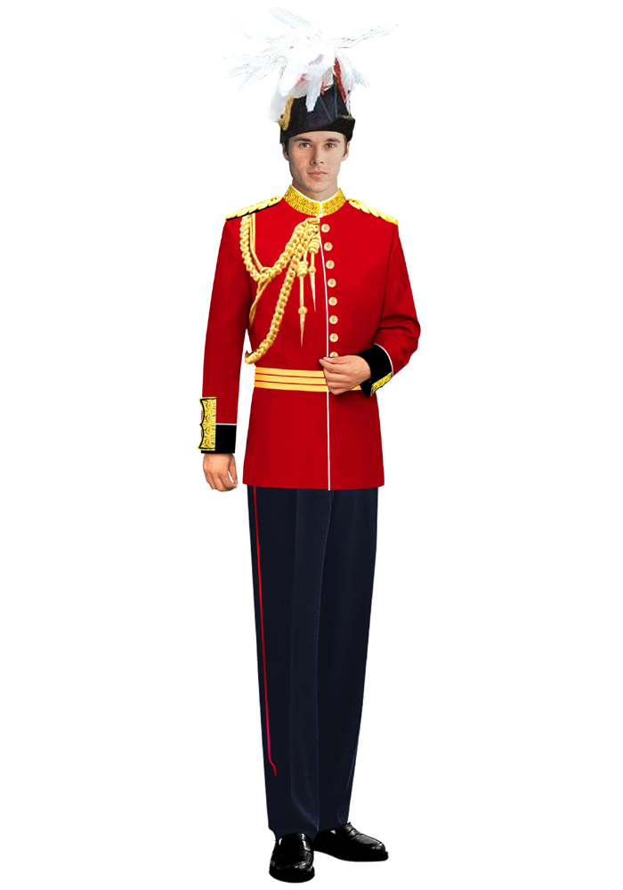 五星级酒店保安服