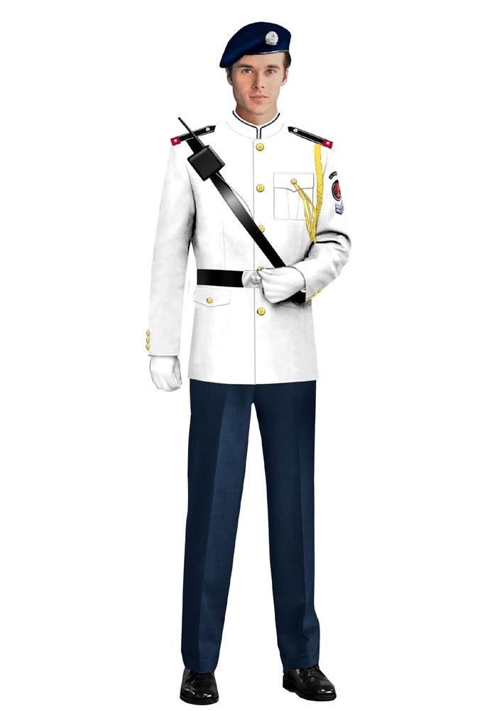 制式保安服