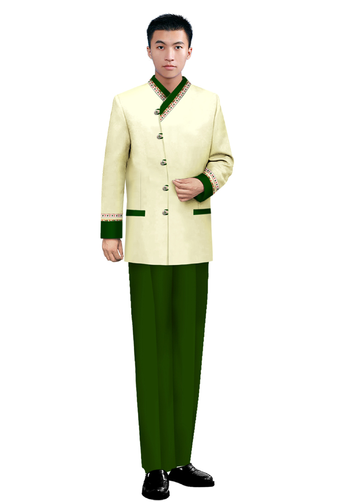 客房服务员制服