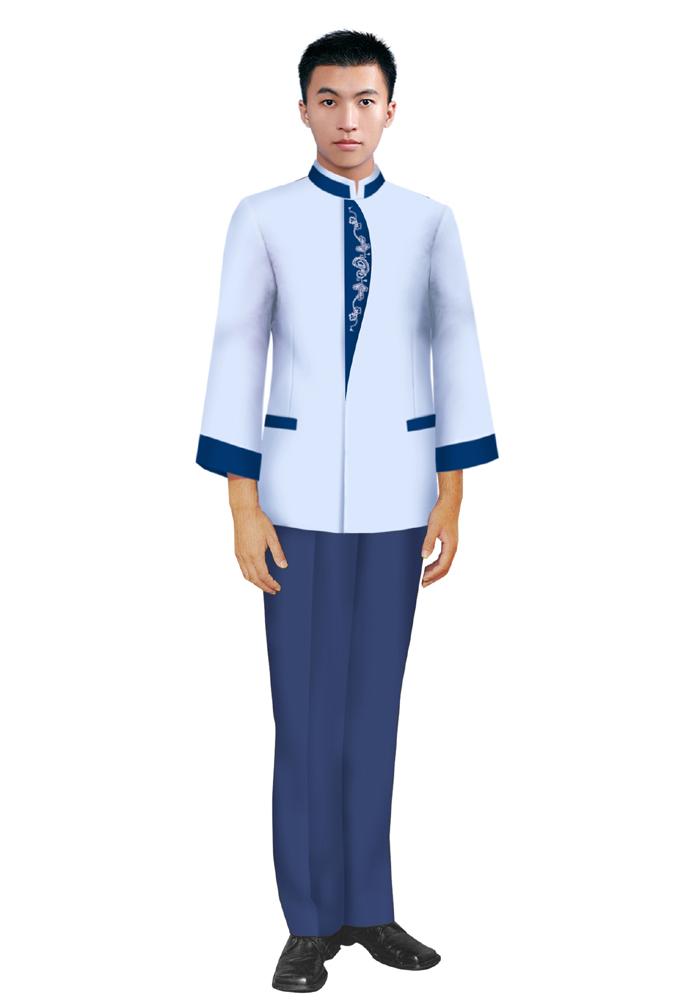 客房服务员制服3