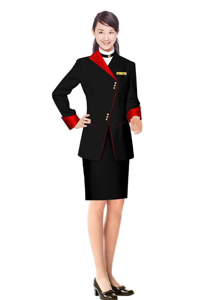 酒店领班服装4