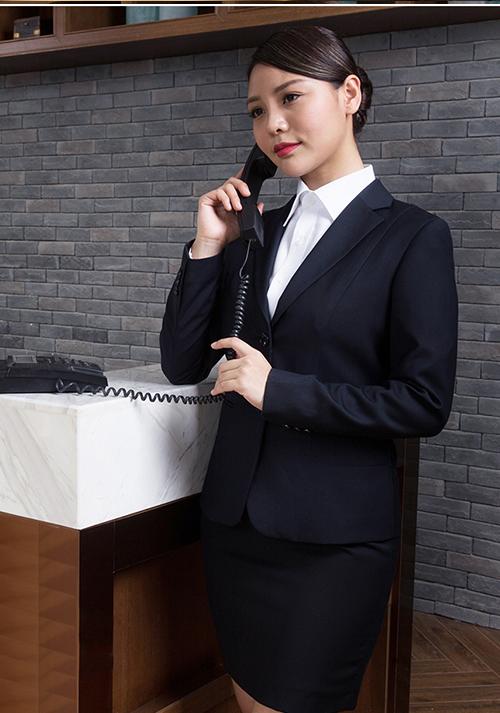 定制酒店前厅制服
