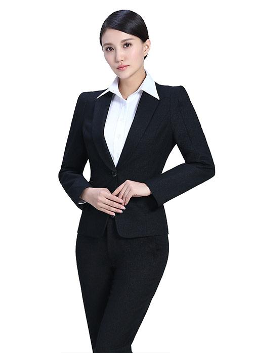 时尚高级服务员服装