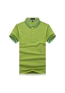 定做polo衫与T恤衫的差异有哪些