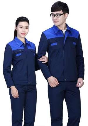 全棉面料的工作服可以当做防静电工作服吗?